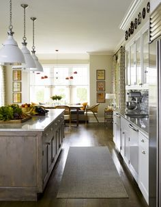 Domaine's Favorite Kitchens of 2014 via @mydomaine