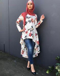 Hijab Set Maple Sugar Schal Jersey Maxi