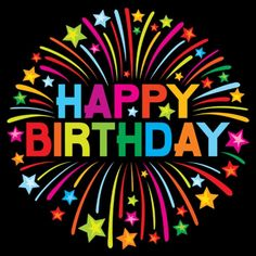 Looking for for ideas for happy birthday friendship?Navigate here for perfect happy birthday ideas.May the this special day bring you happiness. Happy Birthday Fireworks, Happy Birthday Clip Art, Birthday Wishes For Lover, Happy Birthday Text, Birthday Clips, Birthday Posts, Happy Birthday Pictures, Happy Birthday Sister, Happy Birthday Messages