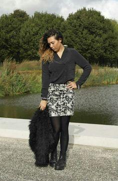 http://www.missiontostyle.nl/2014/10/my-style-dani-pour-valentine.html?m=1  Dress: Valentine Gauthier pour Vila  Fluffy: Vila  Boots: Dr. Martens