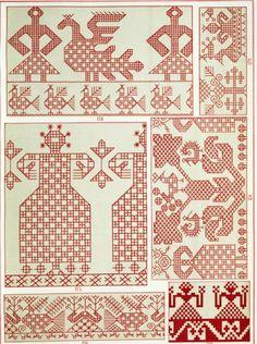 Gallery.ru / Фото #34 - Русский орнамент - vihrova