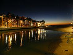 Viña del Mar Chile, Celestial, Explore, Sunset, Beach, Water, Photos, Outdoor, Pictures