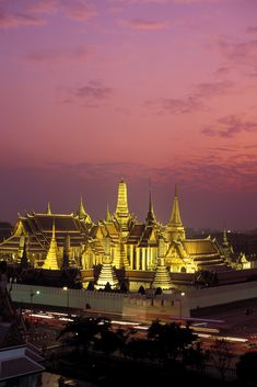 The Grand Palace in Bankok, Thailand. http://www.kensingtontours.com/tours/asia/thailand/thailand-highlights-with-phuket