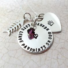 Hey, I found this really awesome Etsy listing at https://www.etsy.com/listing/115141698/cat-memorial-charm-necklace-with