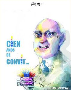 Rayma: 100 años de Convit http://felixjtapia.org/blog/2013/09/11/rayma-100-anos-de-convit/