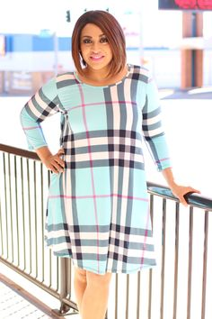 One Faith Boutique - Plaidfully Yours Tunic With Criss-Cross Back ~ Sky Blue ~ Sizes 12-18, $39.00 (https://www.onefaithboutique.com/new-arrivals/plaidfully-yours-tunic-with-criss-cross-back-sky-blue-sizes-12-18/)