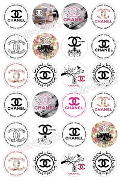 Chocolate transfer sheets are a simple and effective product that can add designs to white chocolate Smooth melted chocolate on the cocoa butter sid Chanel Room, Chanel Decor, Chanel Birthday Party, Chanel Party, Chanel Stickers, Chocolate Transfer Sheets, Chanel Wallpapers, Chanel Poster, Branding Design