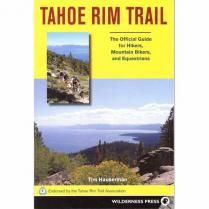 The definitive guide book on the Tahoe Rim Trail by local author Tim Hauserman. $17.95