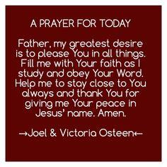 #Prayer