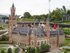 Madurodam, Netherlands - When I taught 4th grade, there was a picture of this in our language book, and then I got to see it!