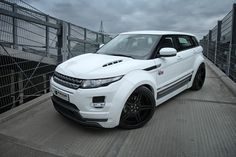 www.Prior-design.de Land Rover Range Rover Evoque PD650 Widebody Aerodynamic-Kit