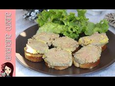 Recette du Foie gras au Thermomix - YouTube