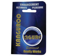 Kanguroo – Potente retardante en crema que garantiza el máximo placer. Contenido 15 gr.