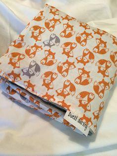 https://www.etsy.com/listing/187867452/fox-baby-blanket-blanket-woodland