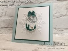 Image result for merry little labels stampin up