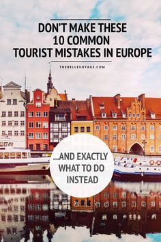 12 Essential Travel Tips for First Time Visitors to Europe europe destinations 12 Essential Travel Tips for First Time Visitors to Europe Europe Destinations, Travel Tips For Europe, Travel Abroad, Travel Advice, Travel Guides, Places To Travel, Travel Hacks, Holiday Destinations, Packing For Europe