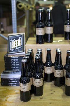 Kernel Brewery, one of London's premier craft beers