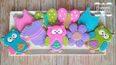 Baby shower cookies, made by Sweet D.Lights. You can also find me on Facebook!