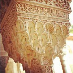 Alhambra -- memorable experiences