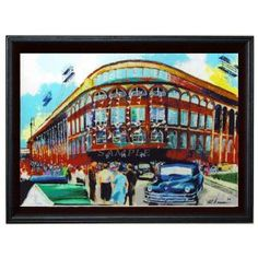 vintage brooklyn dodgers prints - Google Search