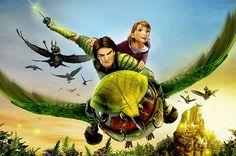 Os atores Colin Farrell e Amanda Seyfried emprestam suas vozes para a animação Reino Escondido (Foto: Divulgação)