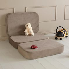 Accordion 75 - Innovation Living - Futonnetti.fi Floor Chair, Indigo, Innovation, Beige, Flooring, Furniture, Home Decor, Decoration Home, Indigo Dye