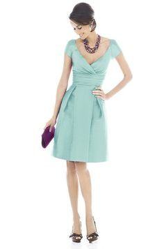 Mad Men inspired Alfred Sung bridesmaid dress $162