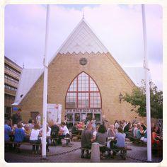 Lunch Time - Feskekörka by Marionzetta  #Gothenburg #Göteborg #Goteborg