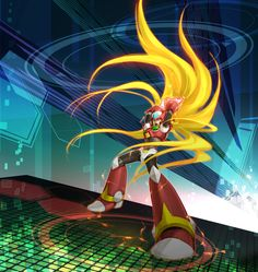 Zero - Also a favorite character from the Megaman X series. Mostly because he had a lightsaber.
