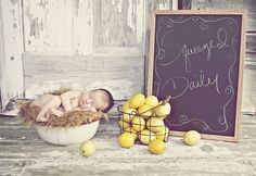 creative photography, baby, shabby chic-all my fave things in one.