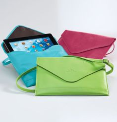 Personalized I Pad Carrier - makes a great gift!