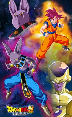 dragon ball super by naironkr on @DeviantArt