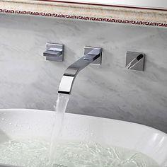 montagem parede do banheiro torneira da pia generalizada concepção contemporânea – BRL R$ 187,52 - OPÇÃO SUÍTE MASTER - melhor preço e sem logo