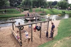 Newby Hall Adventure Playground