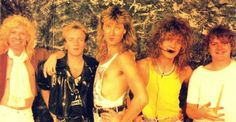 YOUNG def leppard