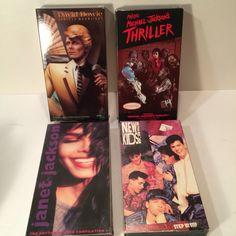 VHS music