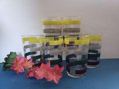 Juice, Planter Pots, Gems, Glasses, Retro, Color, Vintage, Eyewear, Eyeglasses