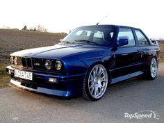 1986 BMW E30 M3 review picture - doc83795