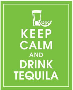 Now this is my kind of keep calm and...quote