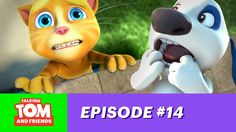 talking tom and friends ep.14 - think hank