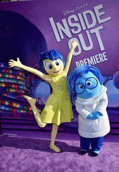 Disney/Pixar's Inside Out Premiere Photos!