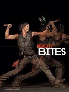 Daryl Dixon - Norman Reedus - the Walking Dead