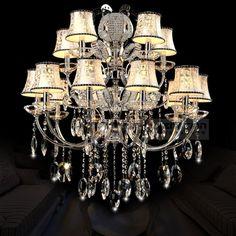 swarovski crystal ball chandelier - Google Search