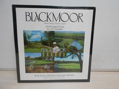 Myrtle Beach Blackmoor Plantation NEW 550 PC Jigsaw Puzzle Famous SC Golf Course #Unbranded