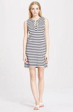 kate+spade+new+york+lace+up+dress+available+at+#Nordstrom