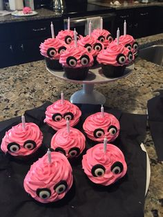 Carl the Cupcake from Five Nights at Freddy's