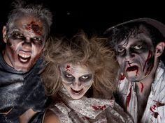 Descubre los mejores trucos para que tengas un maquillaje de Halloween espectacular. #maquillajehaloween #seminariomaquillajehaloween #seminariohalloween #colegiaturacolombianadecosmetologia