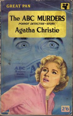 The ABC Murders by Agatha Christie.  Pan edition.