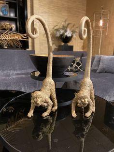 Gold, Design, Home Decor, Animales, Decoration Home, Room Decor, Home Interior Design, Home Decoration