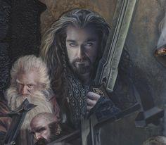 The Hobbit by Jerry Vanderstelt